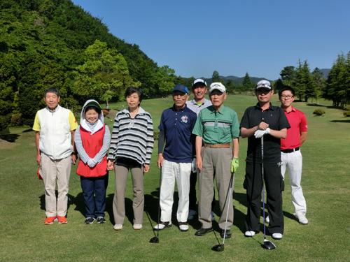 第21回全国視覚障害者ゴルフ競技会